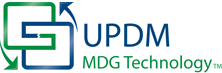 MDG Technology for UPDM